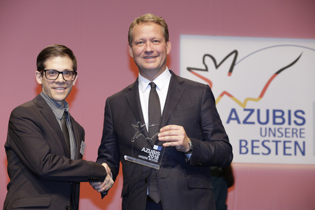 Nationale Bestenehrung 2018, Berlin, 03.12.2018